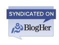 syndicated on BlogHer