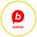 Babble Yellow